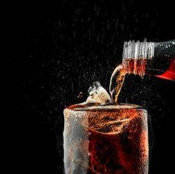 almindelig coca cola