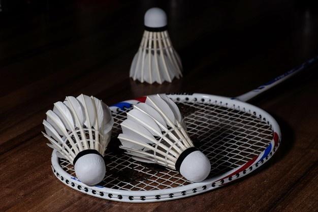 badmintonketcher - og bolde