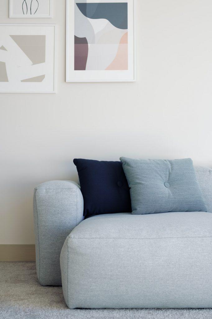 Hay sofabord